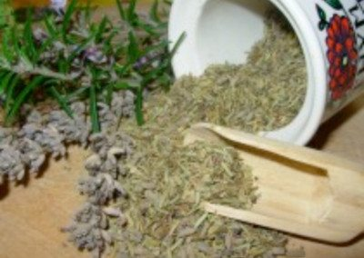 Herbs De Provence Fused Olive $19.95